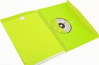 Мульти-папка для документов L6141 А4 зеленая , код: 490950, фото 3