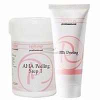 Пилинг с альфа гидрокислотами 1-ая ступень AHA Peeling Step 1 Renew, 70 мл