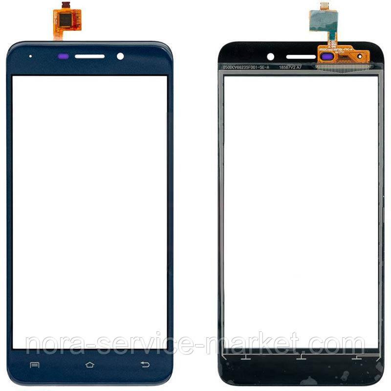 Touchscreen Nomi i5012 Evo M2 Blue