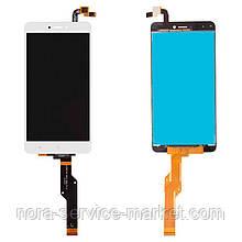 LCD Xiaomi Redmi Note 4x + touch White Original
