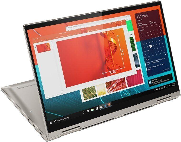 "Lenovo YOGA C740-14IML 2-IN-1 Core™ i7-10510U 1.8GHz 512GB SSD 8GB 14"" (1920x1080)- 81TC000PUS-LCR"
