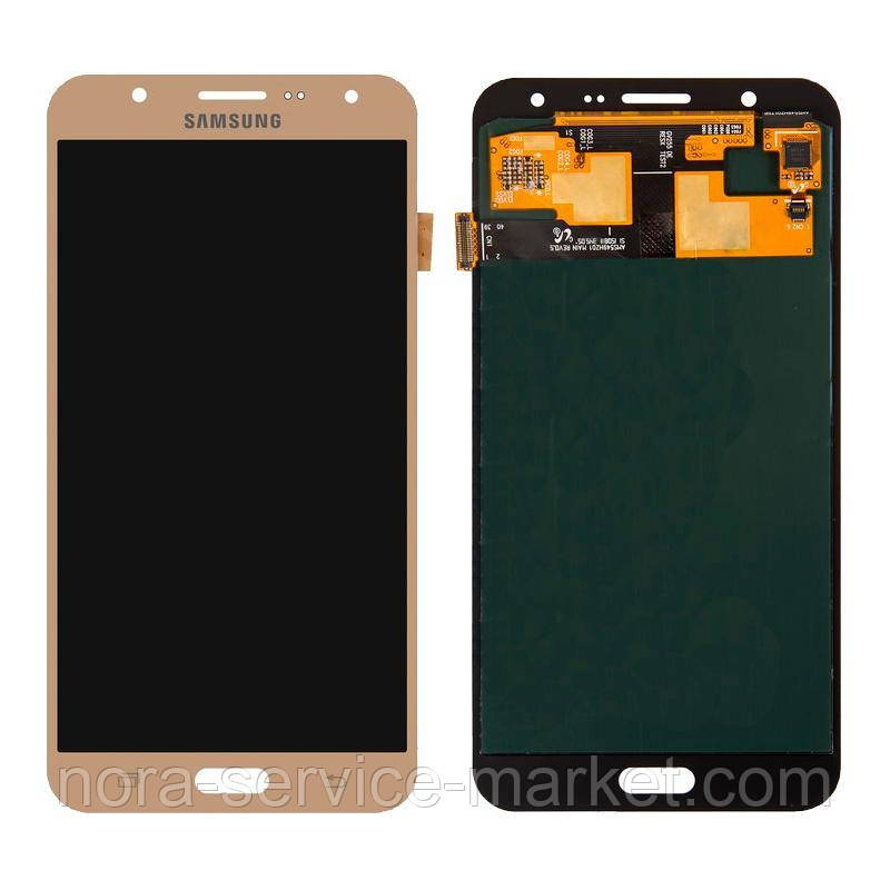 LCD Samsung J700H/J7 + Gold touch Copy