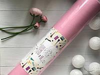 Простынь в рулоне PanniMlada 0,8*50 спанбонд 20 г/м2, розовый