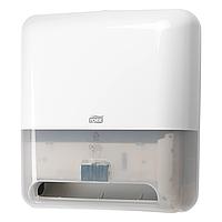 Диспенсер для полотенец автомат. белый Tork Matic Н1