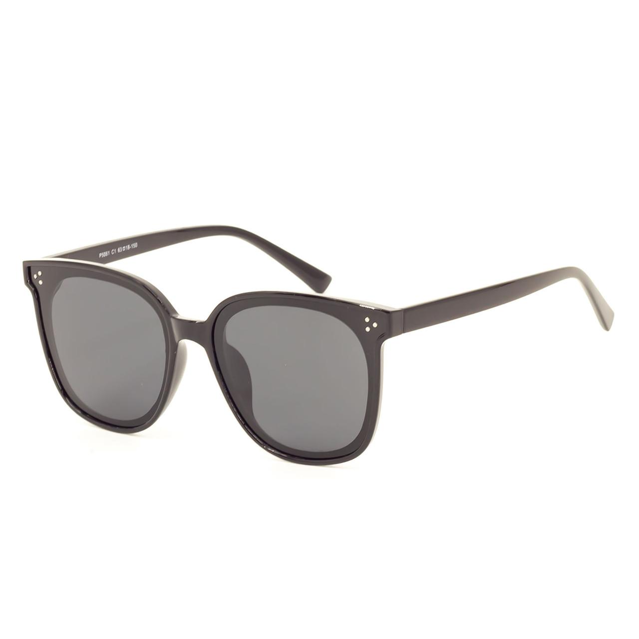 Сонцезахисні окуляри Marmilen P5061 C1 чорні ( P5061-01 )