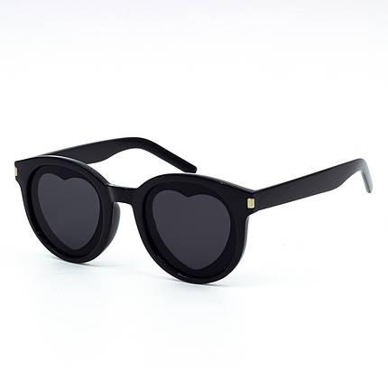 Сонцезахисні окуляри Marmilen Z3302 чорні ( Z3302-01 ), фото 2