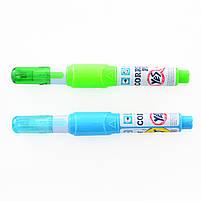 """Корректор-ручка, 4 мл """"YES"""" , набор 12 шт., код: 340097, фото 2"""
