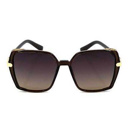 Солнцезащитные очки JC R9949 C3 коричневые     ( R9949-03 ), фото 2
