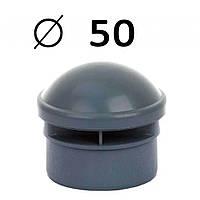Клапан вакуумный 50 Ostendorf