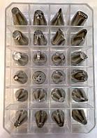 Набор кондитерских насадок (24 шт), фото 1