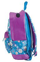 Рюкзак подростковый YES ST-28 Owl, 35*27*13 , код: 553527, фото 3