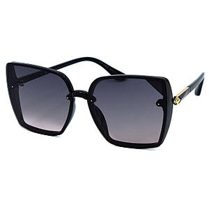 Солнцезащитные очки JC R9965 C2 черно розовые с градиентом    ( R9965-02 )