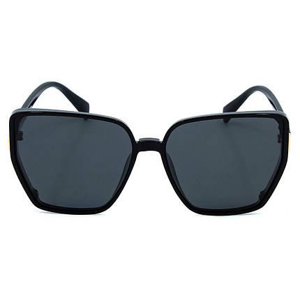 Солнцезащитные очки Dr R9950 C1 черные     ( R9950-01 ), фото 2