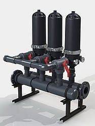 Полуавтоматический фильтр PDF 316A-S (5-50 micron) до 54 м3/ч