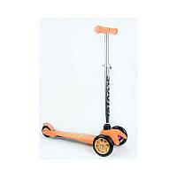 Самокат Scooter 034  Оранжевый