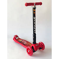 Самокат Scooter 03 MZ Красный