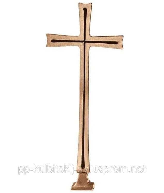 Хрест бронзовий Lorenzi 2186 \40