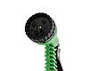 Шланг для поливу X HOSE 7.5 м з розпилювачем Зелений, фото 4