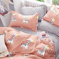 Комплект постельного белья Viluta Сатин Подростковый 400