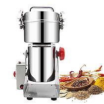 Мини мельница Vilitek VLM-6 300 г 1000 мл домашняя мукомолка для зерна измельчитель сахара трав кофе