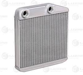 Радиатор отопителя Corsa D (06-) (LRh 2112) LUZAR1618468 55702423 77363898 77365032