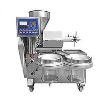 Шнековый маслопресс Oil Extractor OP-70 с системой фильтрации