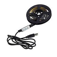 Светодиодная лента с пультом для подсветки ТВ или монитора