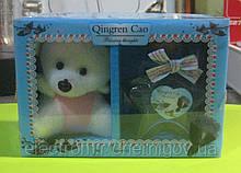 Подарунковий набір (ведмедик і зірка з підсвічуванням)