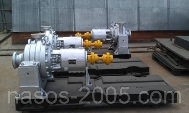 Насос НКВ 550-130-Г У2