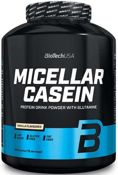 Казеїн Micellar Casein BioTech 2.27 кг
