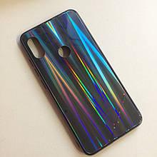Чехол для Xiaomi Redmi Note 6 Aurora Black
