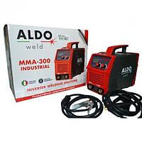 Сварочный инверторный аппарат ALDO MMA-300 INDUSTRIAL