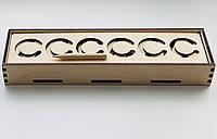 Лінійка - трафарет, фото 1