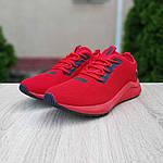 Мужские кроссовки Puma Hybrid (красные) 10161, фото 3