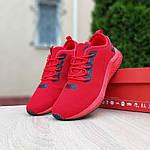 Мужские кроссовки Puma Hybrid (красные) 10161, фото 7