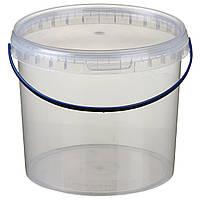 Ведро 5 л. пластиковое для пищевых продуктов 020000050