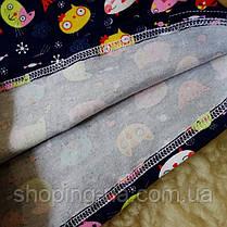 Детская футболка темно синяя с котиками Five Stars KD0314-122p, фото 3