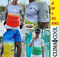 Мужская футболка Adidas Clima 365.