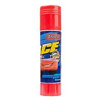 "Клей-карандаш 1Вересня, 8г, PVA ""Cars"" , код: 320247"
