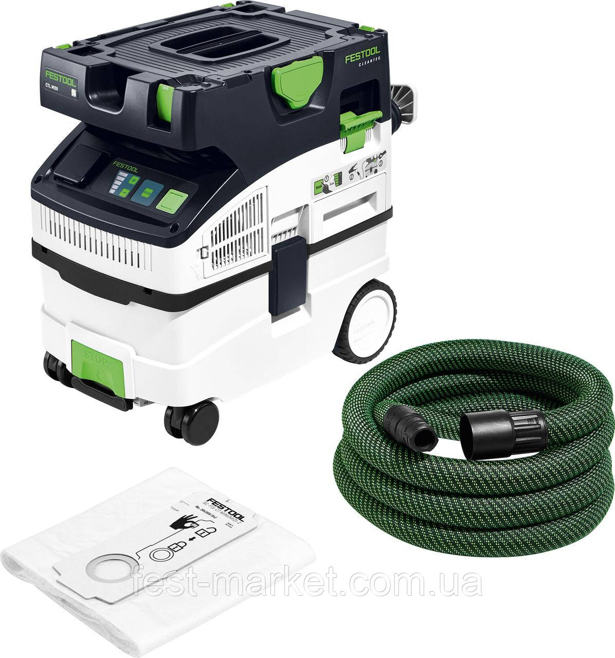 Пылеудаляющий аппарат CTL MIDI CLEANTEC Festool 575443