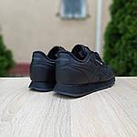 Жіночі кросівки Reebok Classic (чорні) 20116, фото 2
