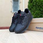 Женские кроссовки Reebok Classic (черные) 20116, фото 5
