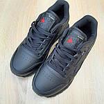 Жіночі кросівки Reebok Classic (чорні) 20116, фото 6