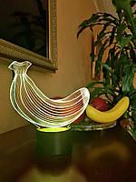 Детский 3D светильник 3DTOYSLAMP Банан