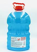 Антисептик спиртовой для рук 75% спирта Hand Doctor (гель) 4 л.