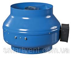 Вентилятор  канальный круглый  ВКМ 125