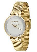 Женские наручные часы Guardo B01206-4 (m.GW)