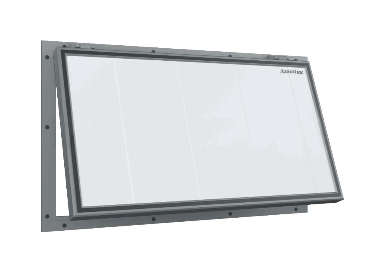 Клапан вентиляционный для овощехранилищ DoorHan серии VV