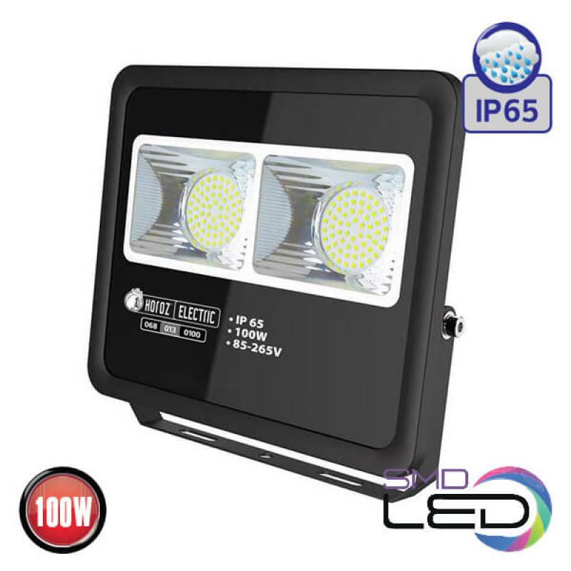 Прожектор светодиодный Horoz LION LED COB 100W IP65