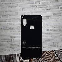 Чехол накладка для Xiaomi Redmi Note 5 черный  T-Phox